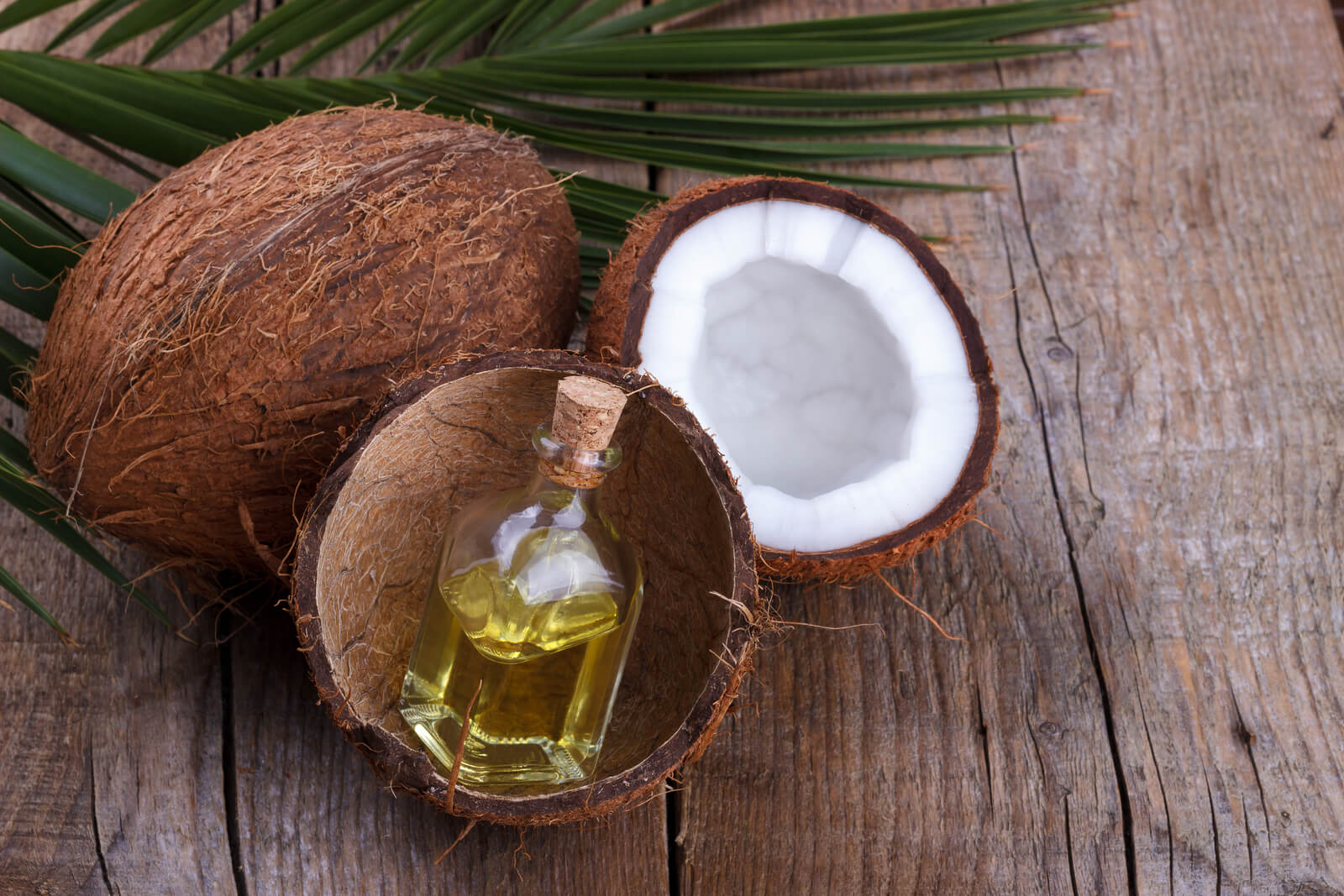 Undecylenic can be added to oils like coconut oil along with other yeast infection fighting herbs