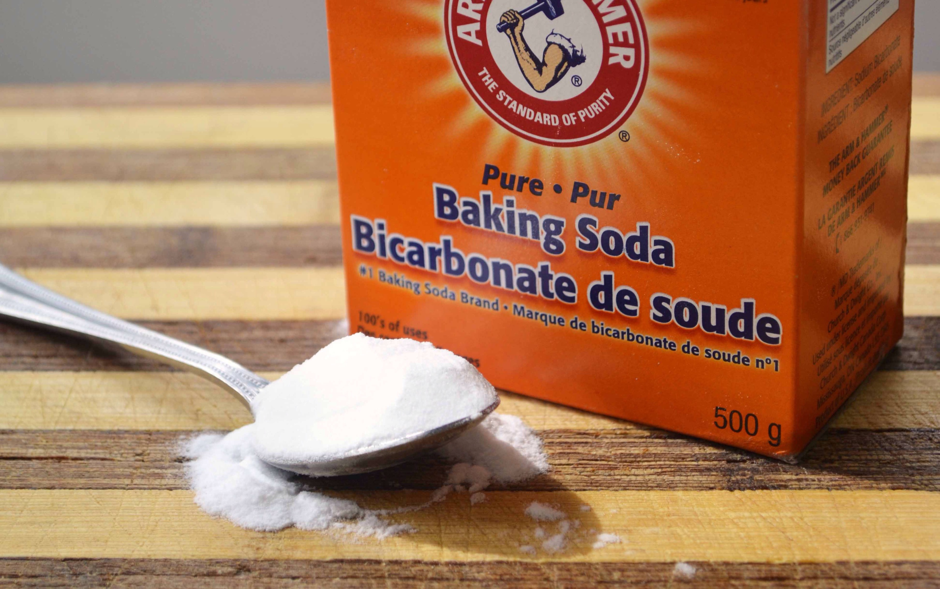 Using baking soda for yeast infections is a decent idea. But be careful!  Do not use too much and accidentally hurt yourself!