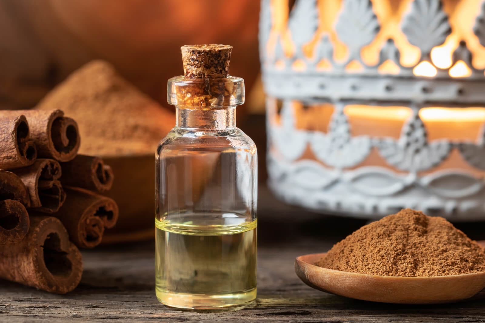Cinnamon Herbal Yeast Infection Remedy