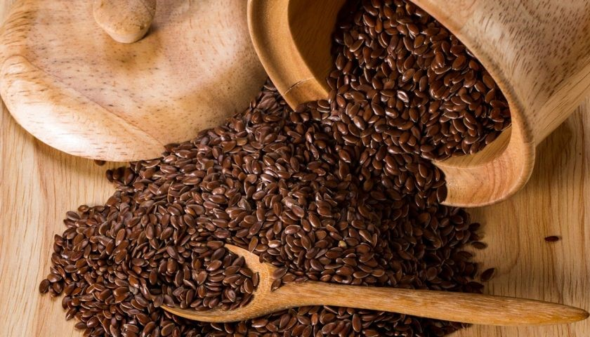 Flaxseed can help with constipation, its a great natural cure!