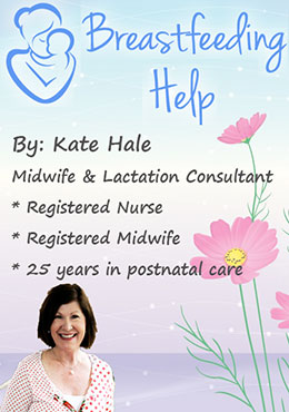 Breastfeeding Help Kate Hale