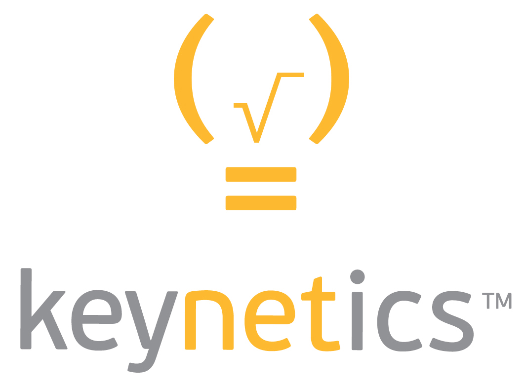 Pictured here is Keynetics Incorporated's logo. This logo is used for informational purposes only.