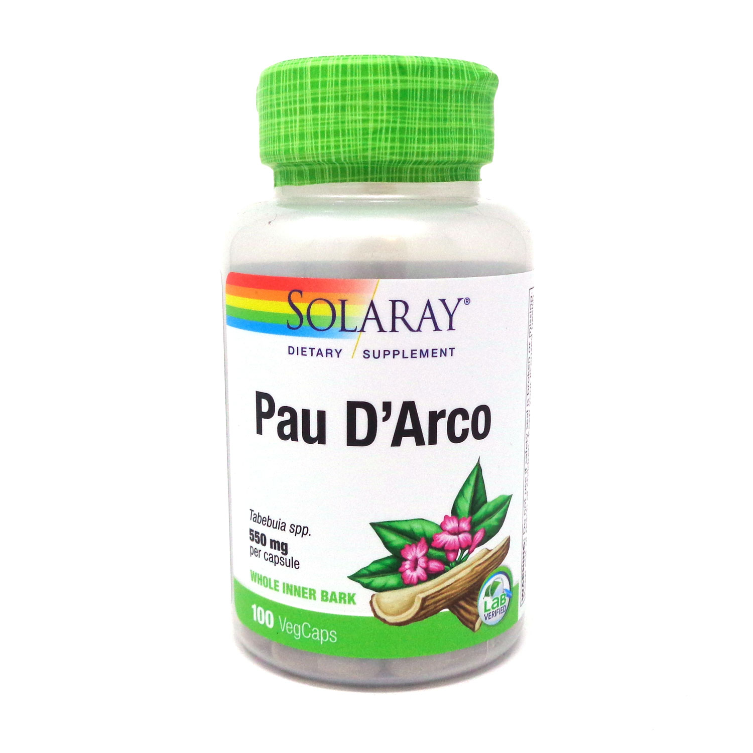 Pau D'arco Yeast Infection Pill