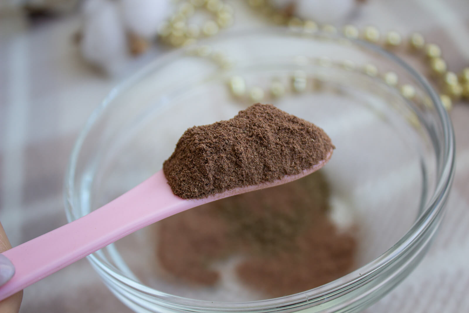 Using powdered henna, you can make a decoction of this herb to use medicinally.  The decoction will help to cure a yeast infection; but, you may want to be careful not to stain anything; as this plant is a natural dye.