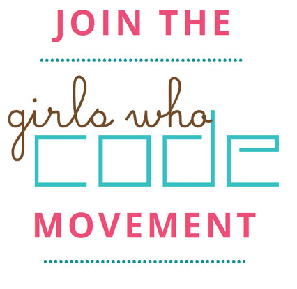 Consider financially supporting Girls who Code.